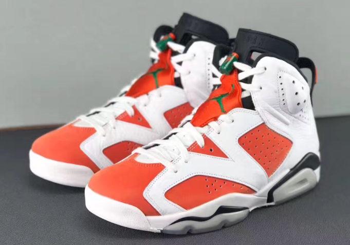 "quality design a8a35 06ab8 Nike Air Jordan VI ""Gatorade"" releases the December 16th ..."